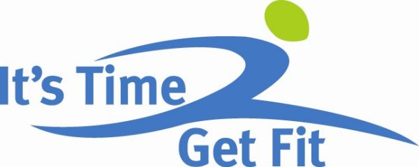 It's time get fit logo