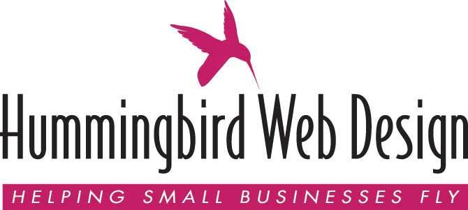 hummingbird Web Design logo