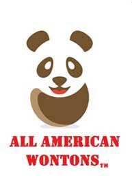 All American Wontons logo