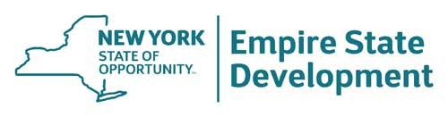 New York Empire state development logo