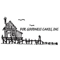 For Goodness cakes, Inc. logo