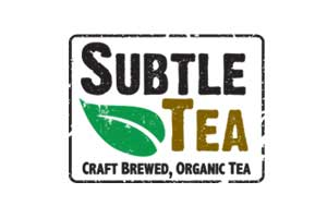 Subtle tea logo