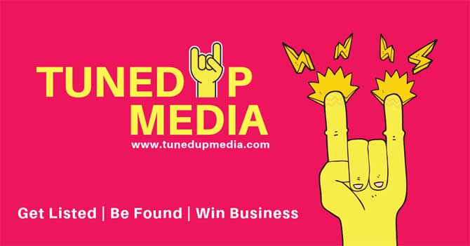 Tuned Up Media Logo