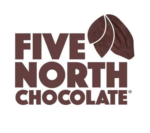 5 North Chocolate company logo