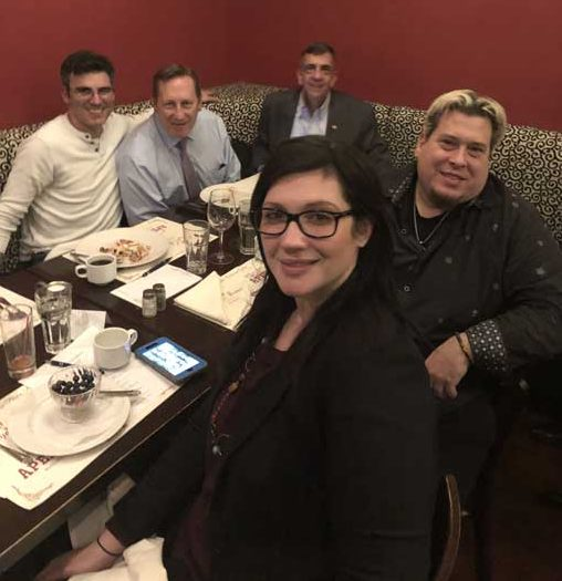 Long Island Food Council Networking meeting