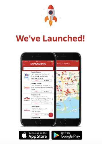 MunChMoney Launched - Long Island Food Council