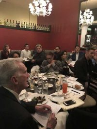Long Island Food Council educational meeting