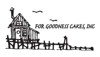 For Goodness Cakes company logo