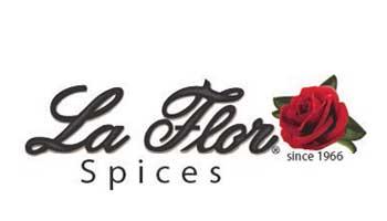 La Flor Spices company logo