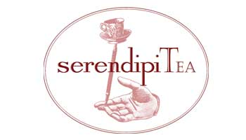 Serendipi Tea logo, Long Island Food Council Networking Event
