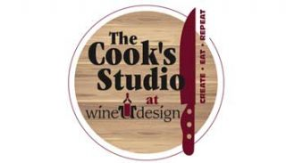 the cook's studio company logo,Long Island Food Council networking evnet