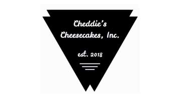 Cheddie's Cheesecakes company logo