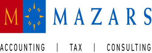 Mazars company logo