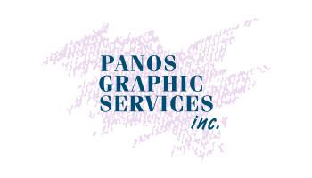 Panos Graphic Services company logo