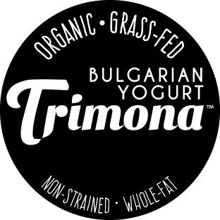 Trimona Bulgarian yogurt logo