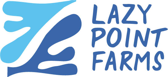 lazy Point Farms logo