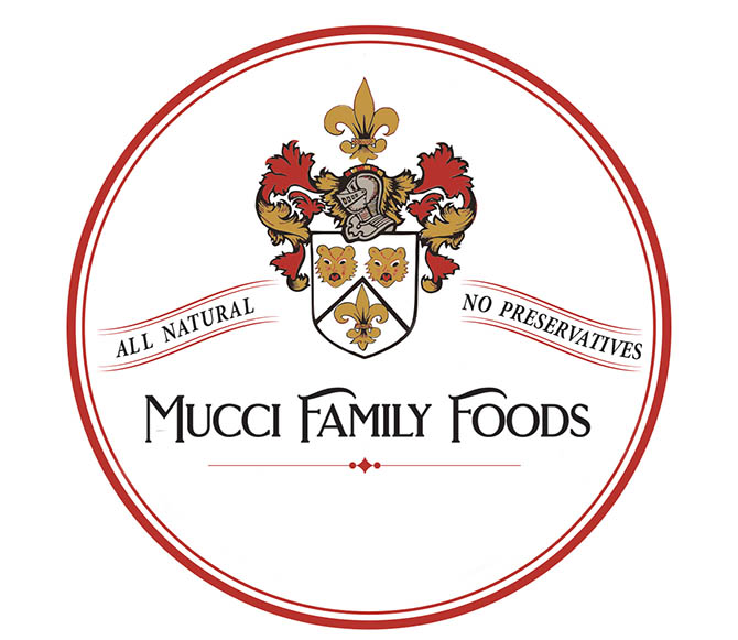 Mucci Family Foods logo