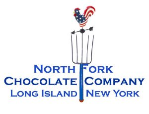 North Fork Chocolate company logo