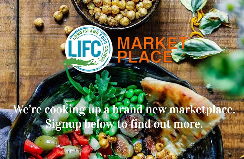LIFC marketplace flyer