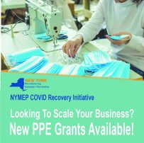 PPE grant flyer