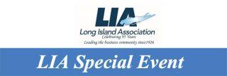 LIA event flyer