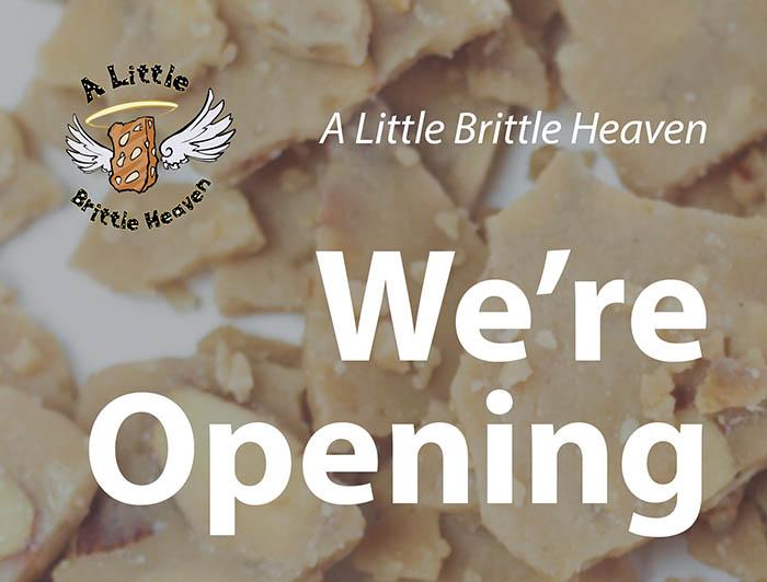 little brittle heaven flyer
