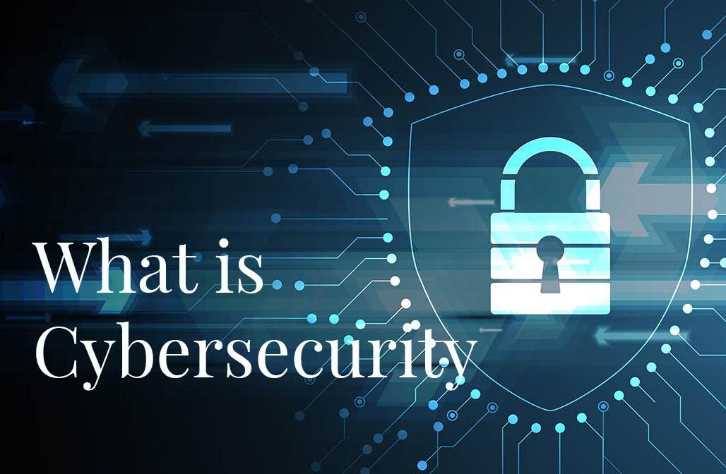 Cybersecurity flyer